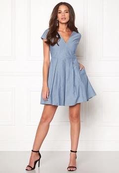 Stylein Jabir Dress Denim Blue Bubbleroom.eu