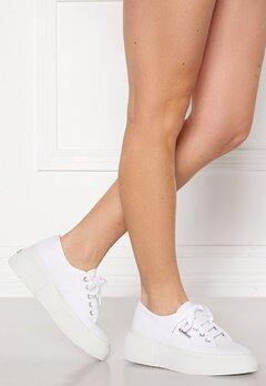 Superga Cotu High Sneakers 901 White Bubbleroom.eu