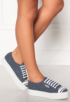 Superga Fancotw Sofi Fahrman Blue WhiStripe 902 Bubbleroom.eu