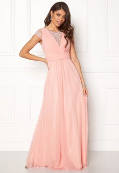 SUSANNA RIVIERI Ceremonial Dress Blush Bubbleroom.eu