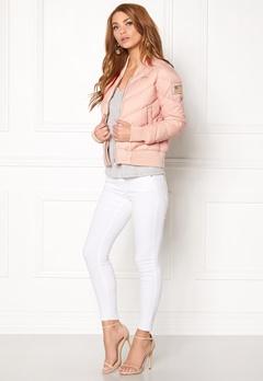 Svea Dawn Jacket 500 Pink Bubbleroom.eu