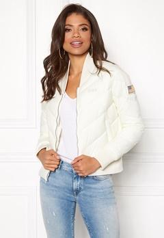 Svea Dawn Jacket Antique White 023 Bubbleroom.eu
