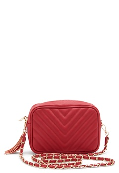 Gessy Tassel Chain Bag Red Bubbleroom.eu