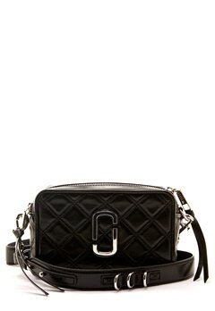 The Marc Jacobs The Quilted Softshot 21 001 Black Bubbleroom.eu