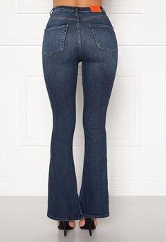 the Odenim O-Liv Jeans 09 DK Midblue Bubbleroom.eu