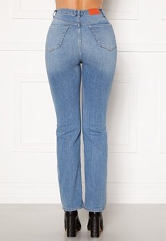 the Odenim O-Ninetys Jeans LT Blue Bubbleroom.eu