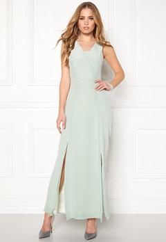 TIGER OF SWEDEN Admira Dress 4Y5 Slit Green Bubbleroom.eu