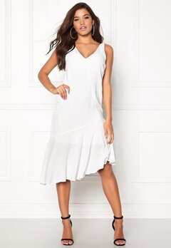 TIGER OF SWEDEN Alivia Dress 09S Star White Bubbleroom.eu