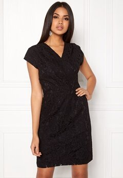 TIGER OF SWEDEN Amis Dress 08R Midnight Black Bubbleroom.eu