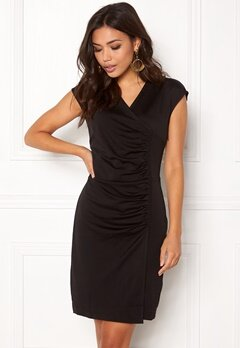 TIGER OF SWEDEN Collis Dress Midnight Black Bubbleroom.eu