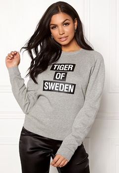 TIGER OF SWEDEN Eriika Sweat Dark White Bubbleroom.eu