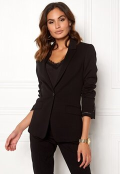 TIGER OF SWEDEN Sajni 2S Blazer Black Bubbleroom.eu