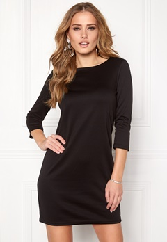 VILA Tinny New Dress Black Bubbleroom.eu