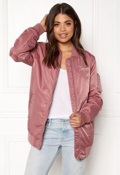 TOMMY JEANS THDW Nylon Bomber Withered Rose Bubbleroom.eu