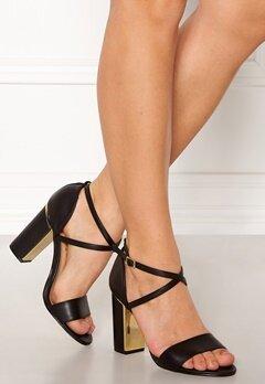 Truffle Fallon High Heel Sandals Blk Bubbleroom.eu