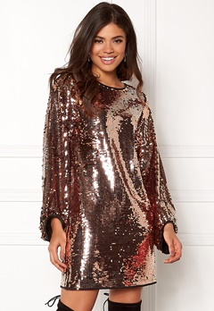 Twist & Tango Darcy Dress Bronze Bubbleroom.eu