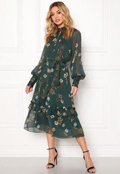 Twist & Tango Eden Dress Green Botanical Bubbleroom.eu