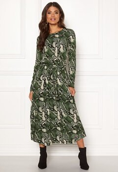 Twist & Tango Isabel Dress Green Snake Bubbleroom.eu