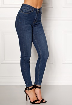 Twist & Tango Julie High Waist Jeans Dark Blue Bubbleroom.eu