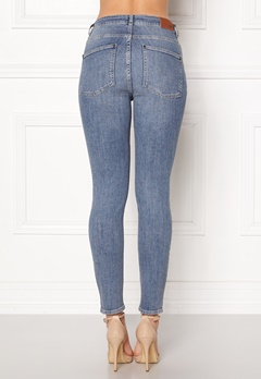 Twist & Tango Julie High Waist Jeans Mid Blue Bubbleroom.eu