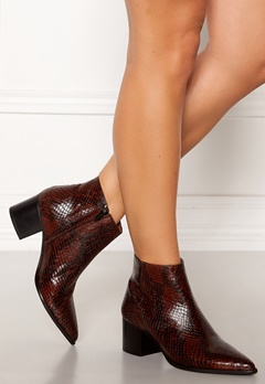 Twist & Tango Lisbon Boots Dark Brown Snake Bubbleroom.eu