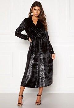 Twist & Tango Malena Dress Black Glitter Bubbleroom.eu