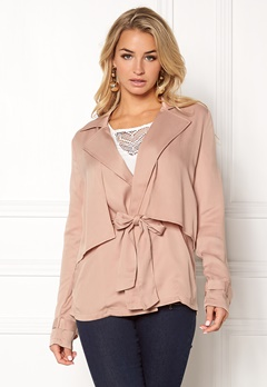Twist & Tango Mischa Trenchcoat Rose Bubbleroom.eu