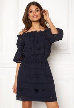 Twist & Tango Phyllis Dress Navy Bubbleroom.eu