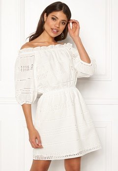 Twist & Tango Phyllis Dress White Bubbleroom.eu