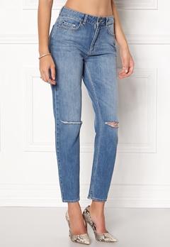 Twist & Tango Sarah Jeans Mid Blue Cut Bubbleroom.eu