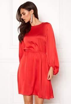 Twist & Tango Serena Dress Raspberry Red Bubbleroom.eu