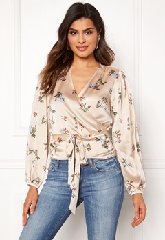 Twist & Tango Valentina Blouse Blush Flower Bubbleroom.eu