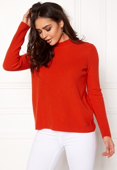 Twist & Tango Yvette Sweater Tomato Bubbleroom.eu