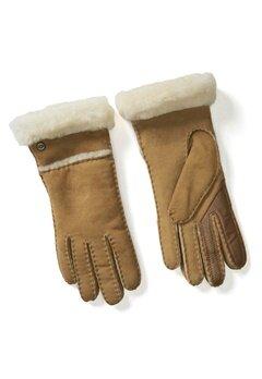 UGG Australia Seamed Tech Glove Chestnut Bubbleroom.eu