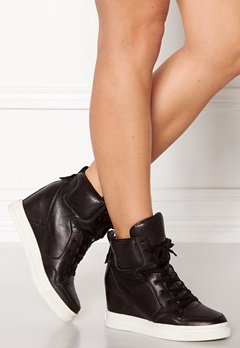 UMA PARKER Boston Shoes Black Bubbleroom.eu