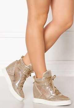 UMA PARKER Diego Shoes Gold Bubbleroom.eu