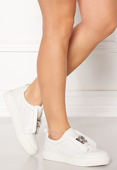 UMA PARKER Francisco Shoes White Bubbleroom.eu