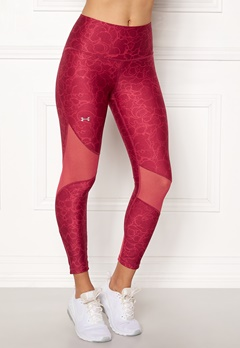 Under Armour Armour Ankle Crop Print 671 Impulse Pink Bubbleroom.eu