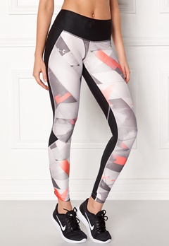 Under Armour Armour Fly Printed Tight Black Bubbleroom.eu