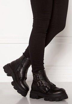 VAMSKO Frida Leather Boots Black Bubbleroom.eu