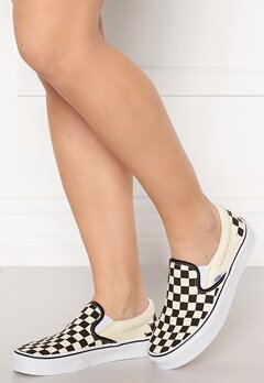 Vans Classic Slip-On Sneakers Blk&WhtC Bubbleroom.eu