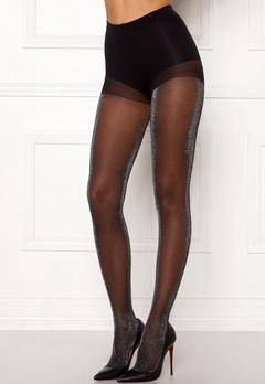 VERO MODA Basia Tights Black Bubbleroom.eu
