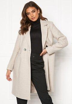 VERO MODA Calarambla 3/4 Jacket Dark Grey Melange Bubbleroom.eu