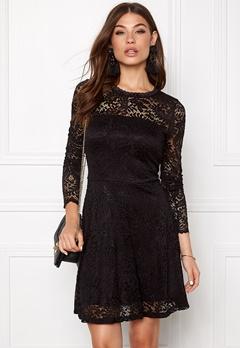 VERO MODA Celeb Lace Short Dress Black Bubbleroom.eu