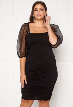 Vero Moda Curve Celly Dress Black Bubbleroom.eu