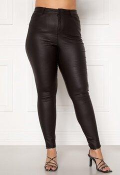 Vero Moda Curve Lora HW Coat Pants Black Bubbleroom.eu