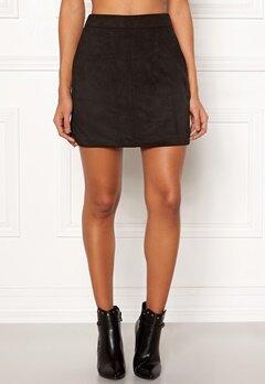 VERO MODA Donna Dina Short Skirt Black Bubbleroom.eu