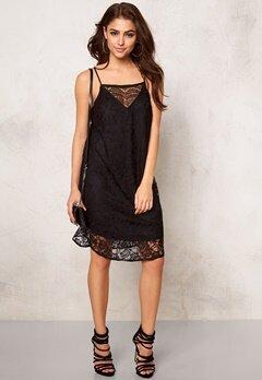 VERO MODA Fifi Nice Lace S Dress Black Bubbleroom.eu