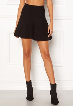 VERO MODA Fresno Short Knit Skirt Black Bubbleroom.eu