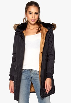 VERO MODA Friend 3/4 Jacket Black Bubbleroom.eu